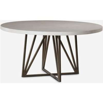 Andrew Martin Emerson Round Dining Table