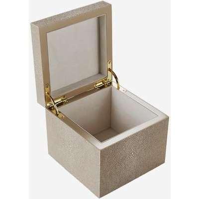 Andrew Martin Liza Box Cream