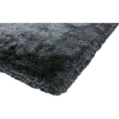 Asiatic Carpets Plush Hand Woven Circle Rug Rust - 150 x 150cm