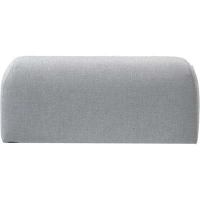 Cane-line Space 2-Seater Sofa Side Light Grey Outdoor Cushion