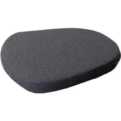 Cane-line Trinity Outdoor Seat Black Chair Cushion