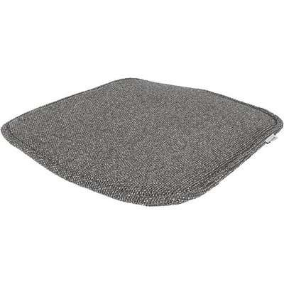 Cane-line Vibe Dark Grey Lounge Outdoor Chair Cushion