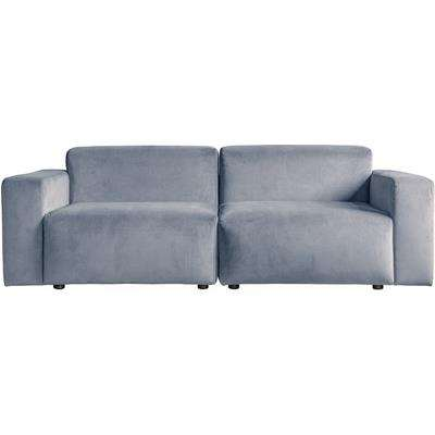 Olivia's Cara Modular Sofa Placido Elephant / Extra Seat Section