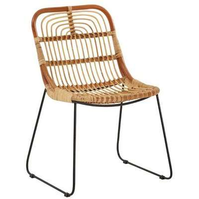 Olivia's Joanna Dining Chair Tiger Chair