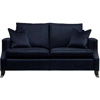 Duresta Amelia Lindale Classic Back Medium Sofa / Navy