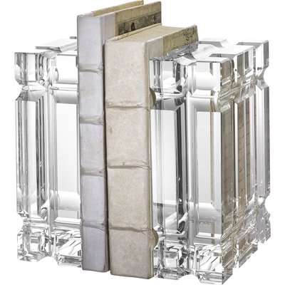 Eichholtz Linea Crystal Bookend Set of 2