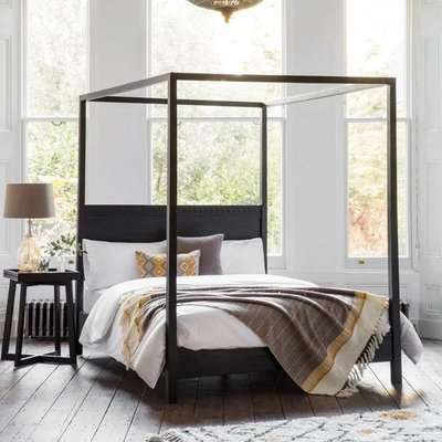 Gallery Direct Boho Boutique 4 Poster Super King Bed