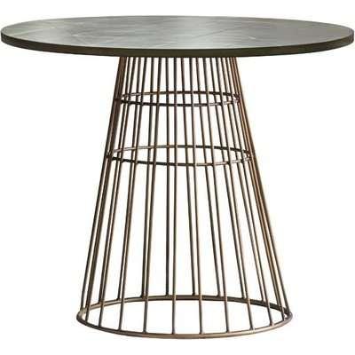 Gallery Direct Halstow Bistro Outdoor Table
