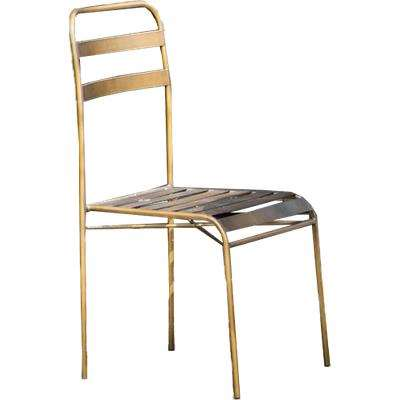 Gallery Direct Osmond Retro Side Outdoor Chair