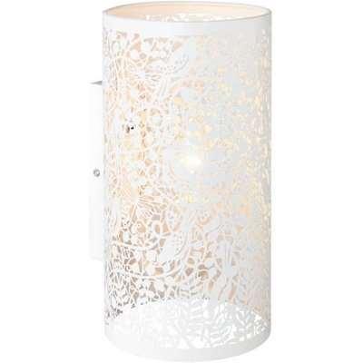 Gallery Direct Secret Garden Wall Light White | Outlet