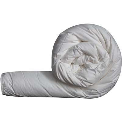 Gallery Direct Simply Sleep White Goose Feather & Down Duvet / White / Double