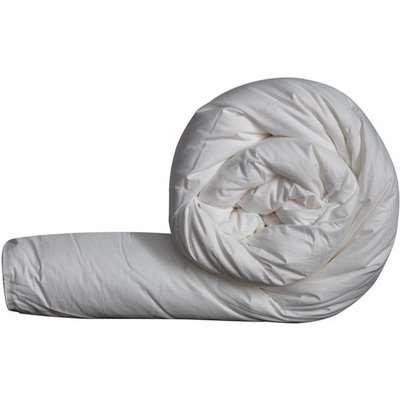 Gallery Direct Simply Sleep Anti Allergy Microfibre Duvet / White / Super King