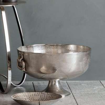 Gallery Direct Utopia Round Ice Bucket with Handles