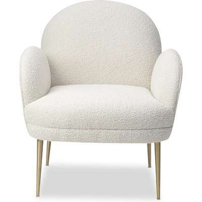 Liang & Eimil Gil Boucle Taupe Occasional Chair