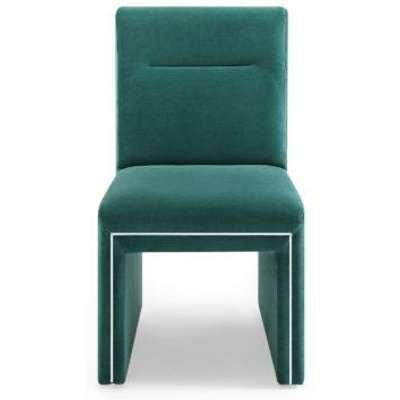 Liang & Eimil Marlow Dining Chair - Kaster Lincoln Velvet