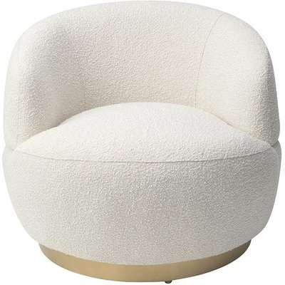 Liang & Eimil Vitale Boucle Sand Occasional Chair