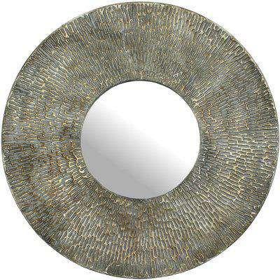 Libra Leila Large Circular Mirror