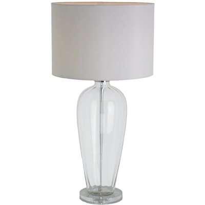 RV Astley Table Lamp Abriana Glass