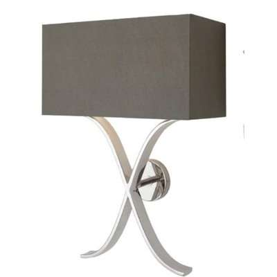 RV Astley Byton Nickel Wall Lamp | Outlet