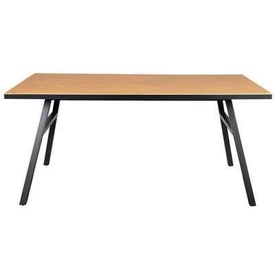 Zuiver Seth Dining Table Oak / Oak / Large