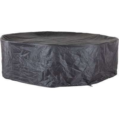 ShieldCover for Large Round Dining Table - Rattan Direct