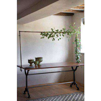 Adjustable Clamp-On Table Stand For Hanging Decorations Over Your Table