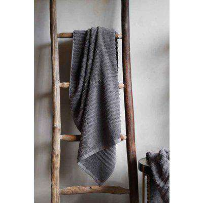 Anthracite Grey Luxury Bath Towel