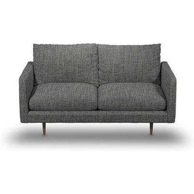 Fabulous Medium 3-Seater Sofa In Alabaster Boucle Fabric