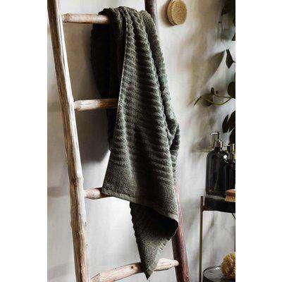 Khaki Luxury Bath Towel