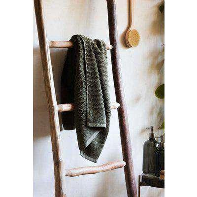 Khaki Luxury Hand Towel
