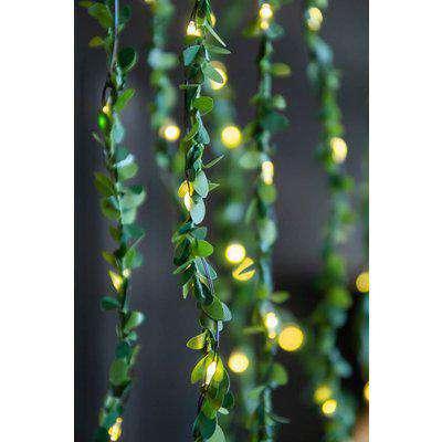 Green Leafy Decorative Fairy Lights
