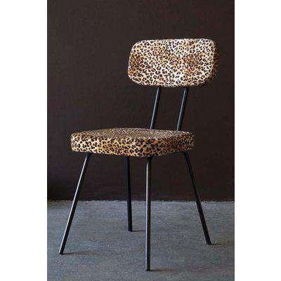 Rockett St George Leopard Love Leopard Print Dining Chair