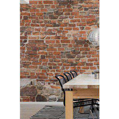 Mr Perswall Wallpaper - Captured Reality Collection - Old Brick Wall E020601-0