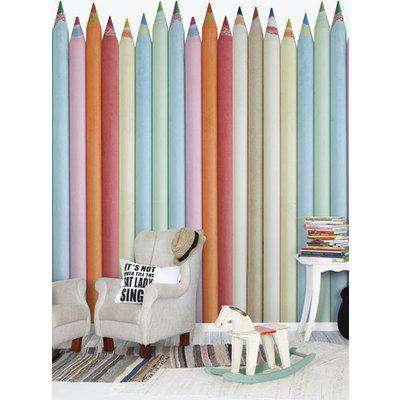 Mr Perswall Wallpaper - Hide & Seek Collection - Pen Pal - Pastel P121703-4