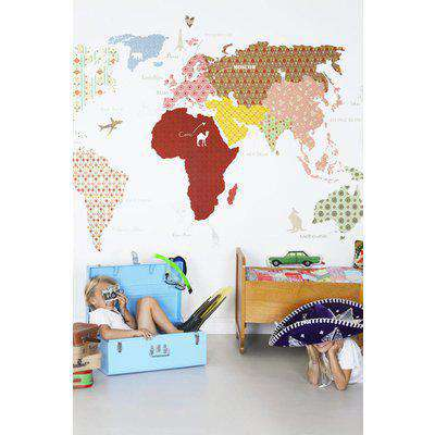 Mr Perswall Wallpaper - Hide & Seek Collection - Whole Wide World P120201-6