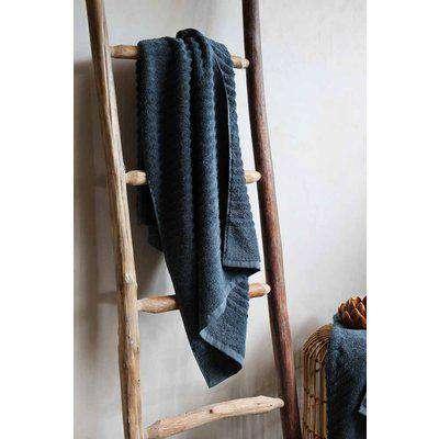 Petrol Blue Luxury Bath Towel