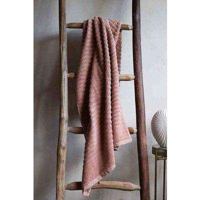 Rose Pink Luxury Bath Towel