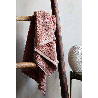 Rose Pink Luxury Hand Towel