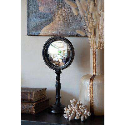 Tall Convex Vanity Mirror