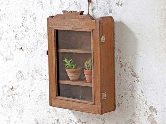 Display Cabinet Green