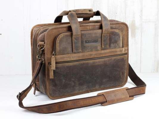 The Cityscape Laptop Bag