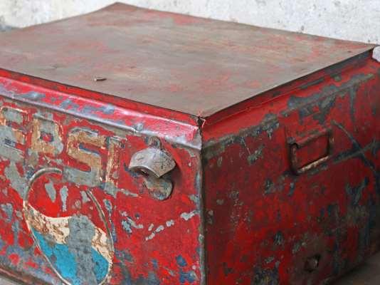 Vintage Pepsi Coolbox  Medium