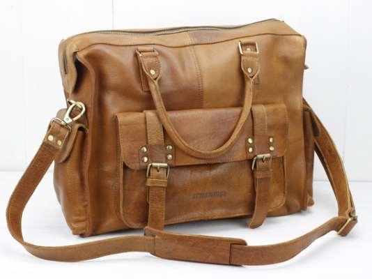 Weekender Bag Brown