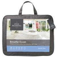 The Fine Bedding Company Breathe 4.5 Tog Duvet Single