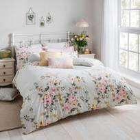 Cath Kidston Vintage Bunch Housewife Pillowcase Pair