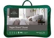 Fine Bedding Co Vegan Down 10.5 Tog Duvet Double