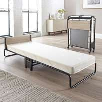 Jay-Be Revolution Folding Bed With Memory Mattress Single