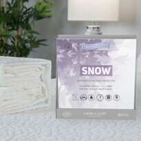 Protect A Bed Snow Nordic Chill Cooling Mattress Protector Super King
