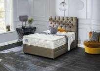Relyon Ullswater Natural Silk 2900 Pillow Top Mattress King