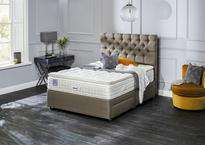 Relyon Ullswater Natural Silk 2900 Pillow Top Mattress Single